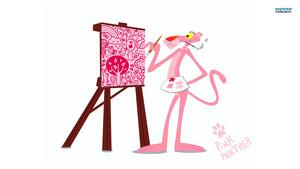 rosa, -de-rosa pantera