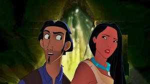 Pocahontas Tulio