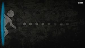 Portal - Portal 2 karatasi la kupamba ukuta (38705832) - fanpop