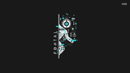 Portal 2 Wallpaper Called