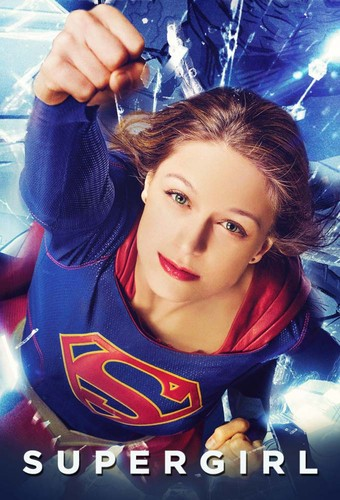 Supergirl (2015 TV Series) hình nền probably with a portrait called Poster