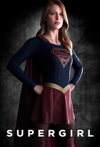 Supergirl (2015 TV Series) hình nền entitled Poster