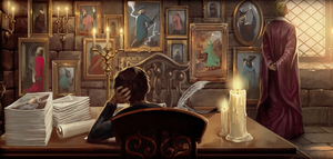 Pottermore CoS Art