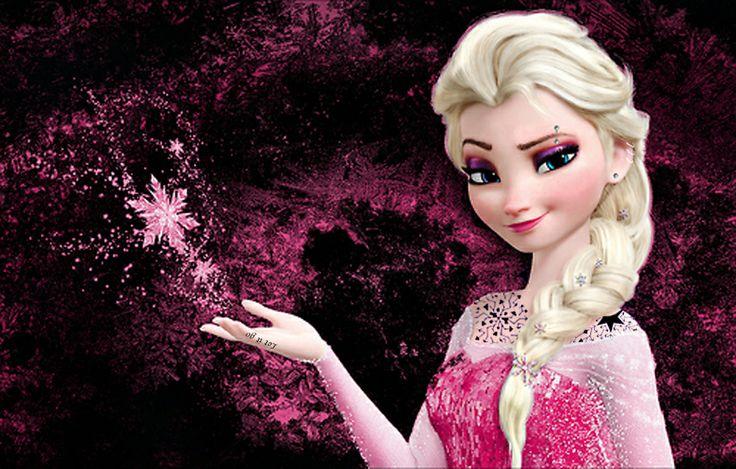 Punk rose Elsa