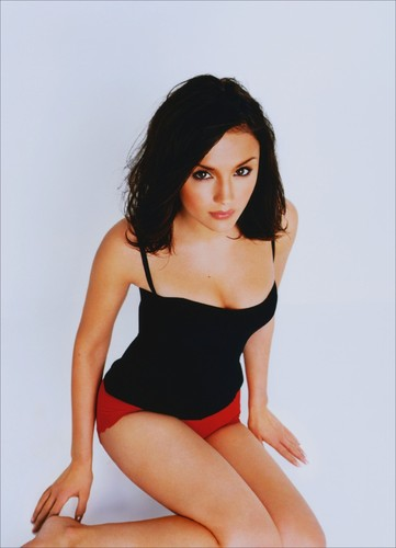 Rachael Leigh Cook 바탕화면 with a maillot, a swimsuit, and a leotard called Rachael Leigh Cook - FHM Photoshoot - 2000