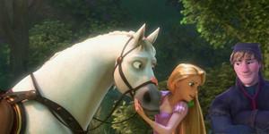 Rapunzel Kristoff