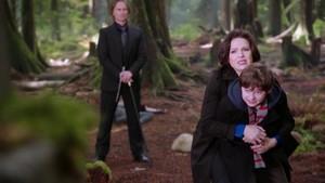 Regina Henry and Rumple