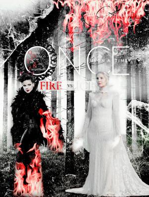 Regina and Ice Queen