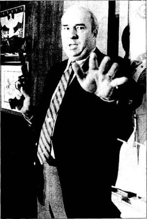 Robert Budd Dwyer (November 21, 1939 – January 22, 1987)