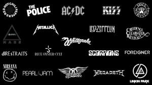 Rock Bands 🎶