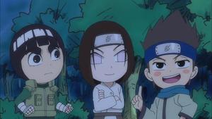 Rock Lee and His Ninja Pals