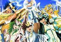 Saint Seiya Hades Arc Divino Saints