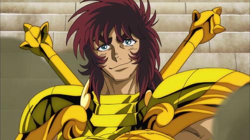 Saint Seiya (Knights of the Zodiac) fondo de pantalla containing anime entitled Saint Seiya Soul of oro Libra Dohko