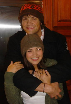 Sandra and Jared