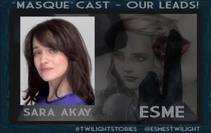 Sara Akay as Esme