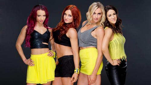 Звезды WWE Обои called Sasha Banks,Becky Lynch,Charlotte,Bayley