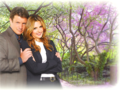 Saturday... in the park - caskett wallpaper