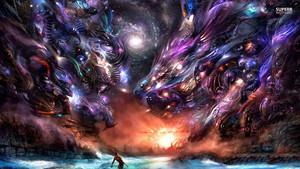 Sci-Fi Dragons