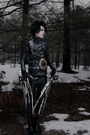 Scissorhands Cosplay