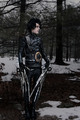 Scissorhands Cosplay - tim-burton photo
