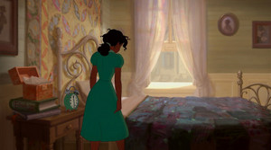 Screencaps. - The Princess And The Frog.