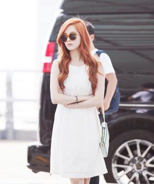 Seohyun Airport Fashion