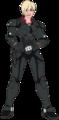 Sergent Colhoun Miscellaneous Render - wreck-it-ralph fan art