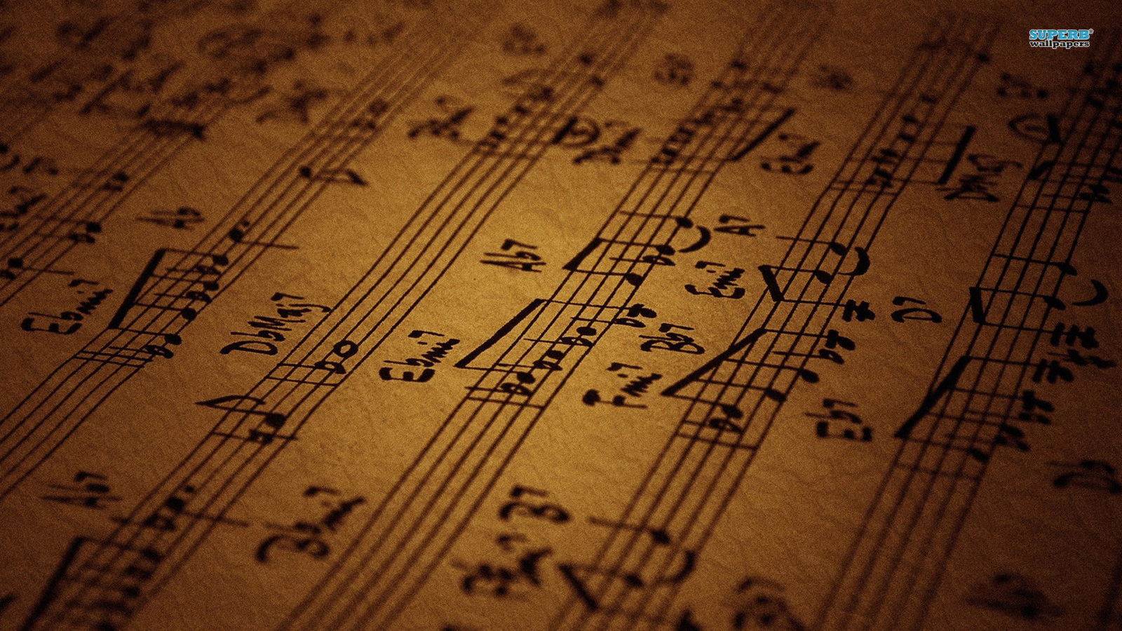 Classical Music Wallpaper: Classical Music Images Sheet Music HD Wallpaper And