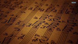Sheet muziek