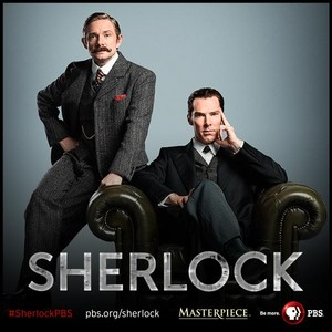 Sherlock Special Exclusive Promotional Picture
