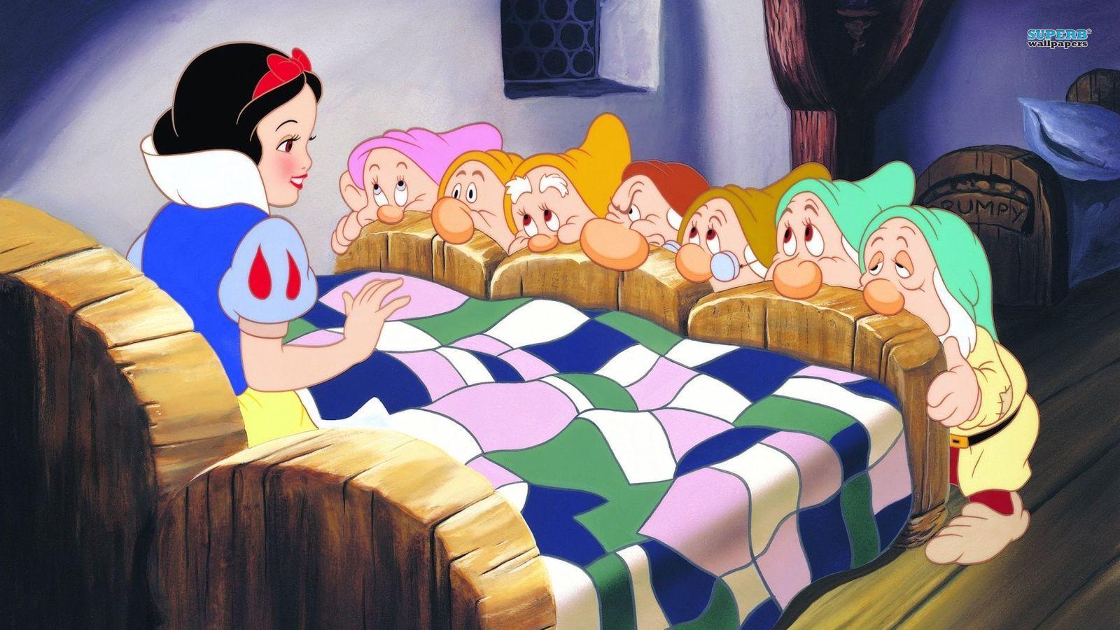 Disney images putri salju dan tujuh kurcaci hd wallpaper and background photos