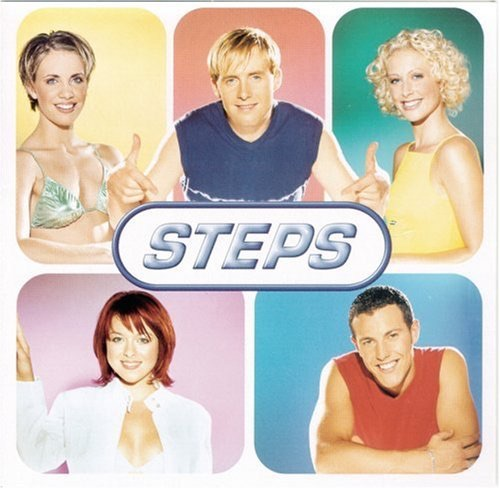 Steps wallpaper with a portrait entitled Steps - Step One (USA)