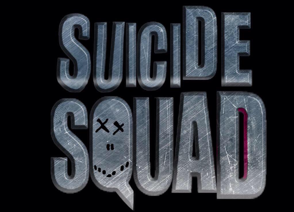 Suicide Squad 2016 Logo - Suicide Squad Photo (38648218) - Fanpop