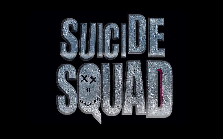 Suicide Squad Logo fondo de pantalla