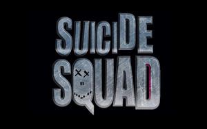 Suicide Squad Logo fond d'écran