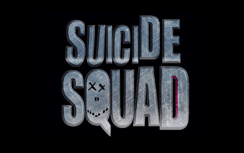 Suicide Squad 바탕화면 entitled Suicide Squad Logo 바탕화면
