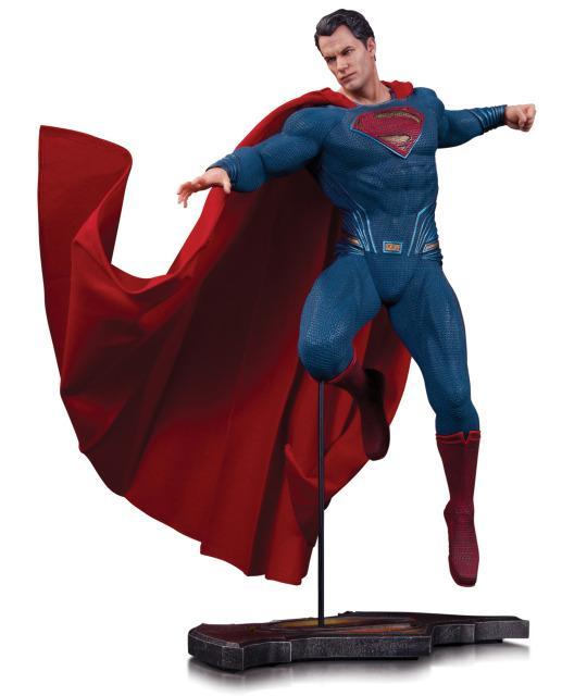Superman - Dawn of Justice.