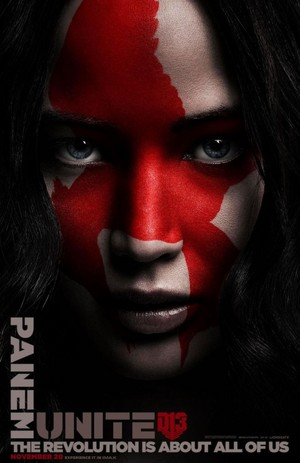 THG:Mockingjay part 2 Revolution (Katniss)