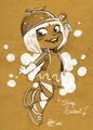 Taffyta - wreck-it-ralph fan art