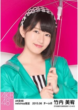 Takeuchi Miyu July 2015