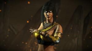 Tanya: Former Edenian and betrayer of Edenia