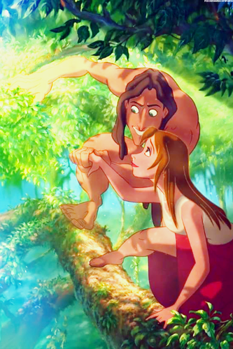Jane porter images tarzan phone background hd wallpaper - Tarzan wallpaper ...