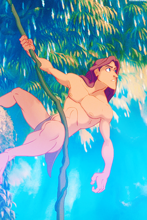 Tarzan Phone Background