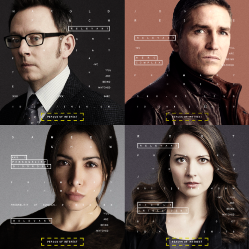 the machine person of interest
