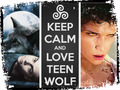 Teen Wolf wallpaper - teen-wolf fan art