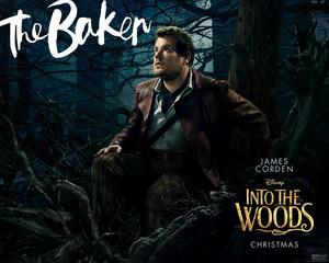 The Baker kertas dinding