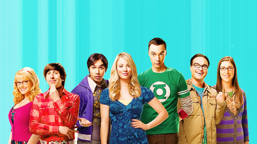 The Big Bang Theory wallpaper titled The Big Bang Theory