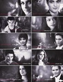 The Cullens and Jacob BD 2 end closing credits - twilight-series photo