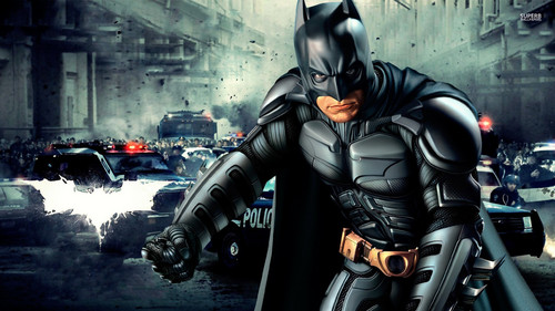 Batman wallpaper containing a breastplate, a hip boot, and an armor plate titled The Dark Knight Rises