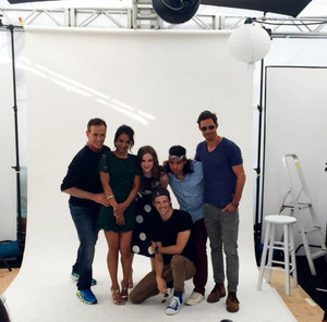 The Flast Cast - Comic Con